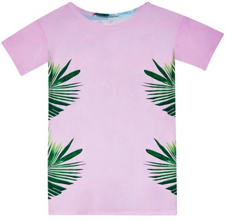 Tigerlily Camille Defago T-Shirt Dress