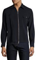 Timo Weiland Drew Zip Front Jacket