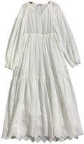 Ulla Johnson White Cotton Dresses