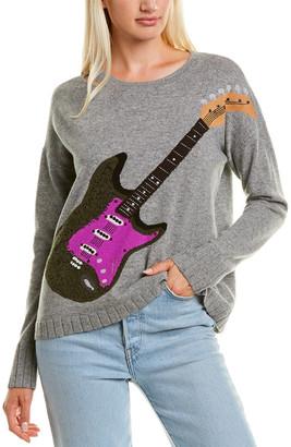 LISA TODD Guitar Hero Cashmere Sweater