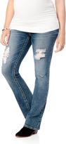 Motherhood Wallflower Secret Fit Belly Boot Cut Maternity Jeans