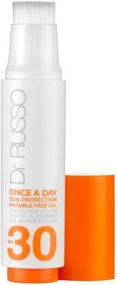 Dr Russo Once A Day Sun Protection Invisible Gel SPF 30