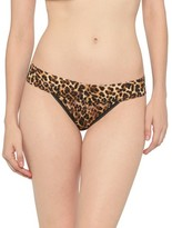 Gilligan & O Women's All Over Lace Thong - Gilligan & O'Malley