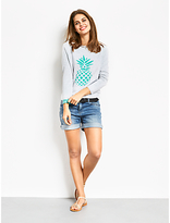 Hush Reversible Pineapple Jumper