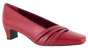 Easy Street Shoes Entice Squared toe Pumps Women's Shoes