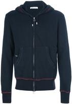 Balmain Pierre zip hoodie