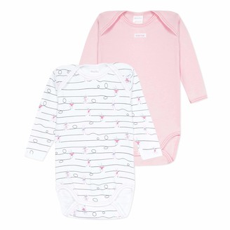 Absorba Body Bebe Blanco ropa interior para bebe nina blanco 3 Meses
