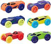 NERF NITRO Foam Car 6 Pack 1