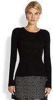 Diane von Furstenberg Niseko Classic Cashmere Sweater
