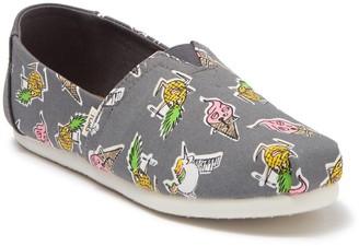 Toms Alpargata Slip-On Sneaker (Little Kid & Big Kid)