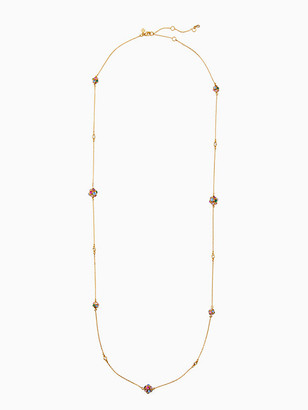 Kate Spade Time To Shine Scatter Necklace