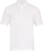 James Perse Supima cotton standard polo shirt