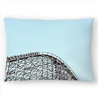 """Coaster Lumbar Pillow East Urban Home Size: 10"""" H x 14"""" W"""