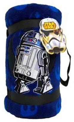 Star Wars Classic R2D2 Travel Throw