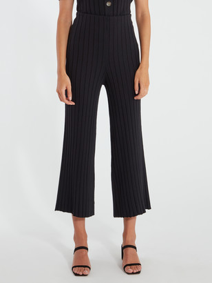 Finders Keepers West Coast Rib Knit Culotte