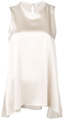 Brunello Cucinelli Relaxed Tank Top