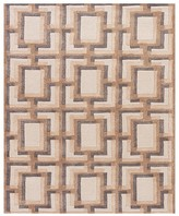 Kate Spade Gramercy Geo Screen Area Rug, 4' x 6'