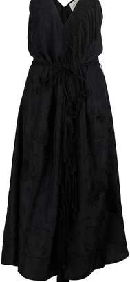 Forte Forte Fringed long dress