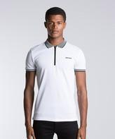 Antony Morato Zip Polo Shirt