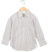 Burberry Boys' Striped Button-Up Shirt