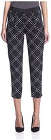 Karen Millen Women's Check Trouser