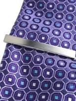Kenneth Cole Reaction Nickel Tie Clip