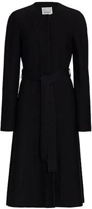 St. John Ottoman Milano-Knit Wool Jacket