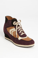 Geox 'D Illusion' High Top Wedge Sneaker