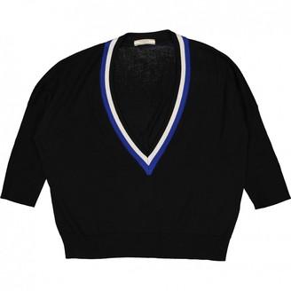 Bouchra Jarrar Black Viscose Knitwear