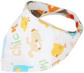 Generic Baby Bibs Saliva Towel Toddler Bandana Triangle Head Scarf Cute Pony
