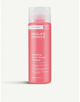 Paula's Choice DEFENSE Hydrating Gel-to-Cream Cleanser 200ml
