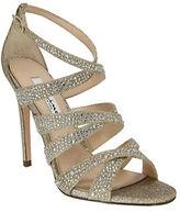 Nina Chantez Metallic Sandals