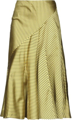Haider Ackermann 3/4 length skirts