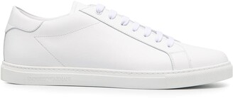 Emporio Armani Low-Top Lace-Up Sneakers