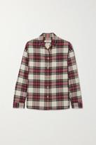 Madewell Tartan Cotton-flannel Shirt