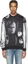 Dolce & Gabbana Black & White Marlon Brando Pullover