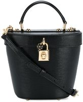 Dolce & Gabbana small basket tote - women - Leather - One Size
