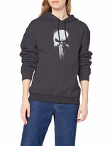 Thumbnail for your product : Marvel Women's Knights Paintspray Skull Hoodie