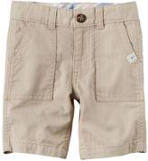 Carter's Toddler Boy Pork Chop Pocket Woven Shorts