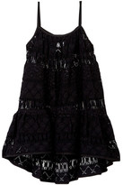 Milly Minis Lace Hi-Lo Cover-Up (Toddler & Little Girls)
