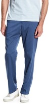 "Perry Ellis Straight Leg Stretch Trouser - 30-32"" Inseam"