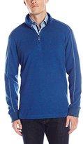 Robert Graham Men's Comstock Long Sleeve Knit Pullover Sweater