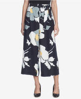 Catherine Malandrino Carver Printed Wide-Leg Pants