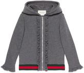 Gucci Children's cotton hooded sweatshirt