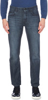HUGO BOSS Relaxed-fit tapered jeans