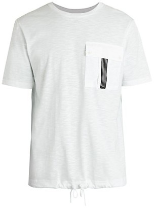 Antony Morato Drawstring Pocket T-Shirt
