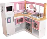 Kid Kraft Grand Gourmet Corner Kitchen Play Set