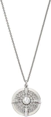Sethi Couture Nora Diamond Medallion Pendant Necklace
