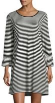 Kate Spade Three-quarter Sleeve Sleep Shirt