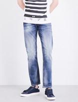 Diesel Thommer 084DD slim-fit skinny stretch-cotton jeans